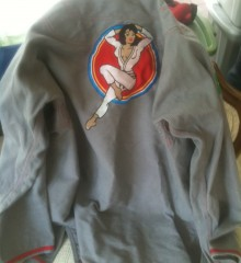 Dear CreativeCommoners. Here is a little background just because I feel it may be necessary. I train Brazilian Jiu Jitsu which is one of the rougher martial arts on the Gi (our uniform). I have quite a few Gi's, different colors, brands, etc. Anyways, so you guys can better grasp what I do, I also included a picture of my Pin-up Gi (Designed by my first BJJ instructor). Hope you like my submission, Frank About Frank Here's the scoop. My name is Frank. I'm from the boring old Midwest, going to college at Indiana University. There's not a lot to […]