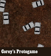 In Episode 75: NotGaDeMon, I talked about an early prototype for the game I'm (slowly) working on. I sent a link to the game to Allison and Chris during the show and said I'd put the link up on the website. So, here I am. Doing that. This will eventually be a demolition derby game. It is still very early. I don't have any sound and the cars don't get damaged. I'm plugging away at though. I actually worked on it yesterday and today. I'm hoping to make some good progress over the holiday break. Check it out: http://level1gamer-demolition.appspot.com/ Use the […]