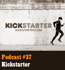 Wherein we discuss the latest and greatest way for creative folks to fund their projects. Kickstarter is a booming community of artists, designers, musicians, developers, and inventors supporting each other a few dollars at a time. We talk about how proposals for the site are generated, share some helpful tips to make your project shine, and highlight some of our favorite projects. In other news, Corey backs pretty much all the projects in existence, especially our own music ventures. Theme music byLatché Swing. Podcast: Play in new window | Download