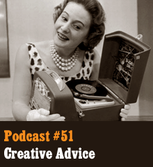 "Wherein our hosts share advice about creative pursuits, whether about getting started, keeping the momentum, or proper etiquette when venturing into the publishing world. Words of wisdom are culled from both personal experiences and by great creators like Stephen King, Pixar Studios, and Elmore Leonard. Elsewhere, Allison rages against a bad TV show ending, Corey can't get enough Moorcock, and Chris stumbles into a ""beericade."" Theme music by Latché Swing. Podcast: Play in new window 