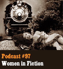 Wherein our hosts discuss the portrayal of women in popular movies, TV, and books. Who does well? Who falls flat? And what does it all mean for storytellers? Corey offers up the Bechdel test for debate, Allison knows exactly who to blame for all the tired tropes, Chris forgets everyone's names, and A.L.I.E. makes her anticipated return. Theme music by Latché Swing. Podcast: Play in new window | Download