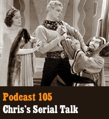 Wherein Chris confesses his love of story series both as a consumer and a creator. We discuss serial v. episodic television, shorter TV seasons, what chapter plays popularized for storytelling, and how a series creates a more elaborate world. Each host also talks a bit about their own writing ventures with the serial form. Elsewhere, Corey mogwais some cereal, Allison watches out for Manbearpig, and Chris pines for his favorite serial killer. Theme music by Latché Swing. Podcast: Play in new window | Download