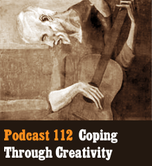 Wherein we discuss the role of creativity in grieving, loss, and the process of moving forward. We explore the power of sharing personal stories and documenting life trials and share how personal loss has led to the creation of great TV shows like Six Feet Under and Buffy. Elsewhere, Allison shares exciting news about her forthcoming novels. Theme music by Latché Swing. Podcast: Play in new window | Download